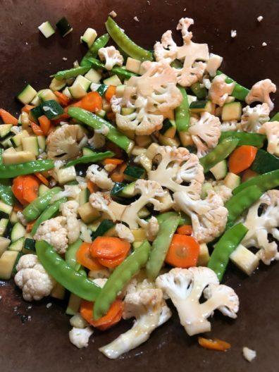Légumes Happy Curry